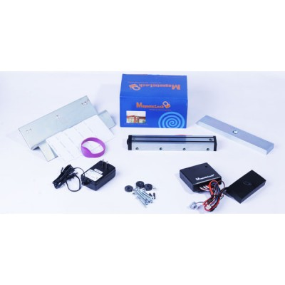Electro Imán  con control de acceso remoto.